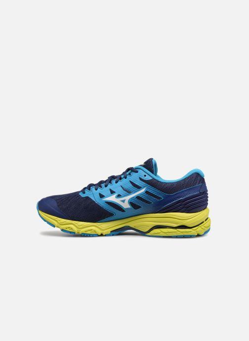 Chaussures de sport Mizuno Wave Prodigy 2 Bleu vue face