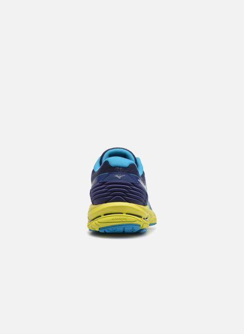 Chaussures de sport Mizuno Wave Prodigy 2 Bleu vue droite