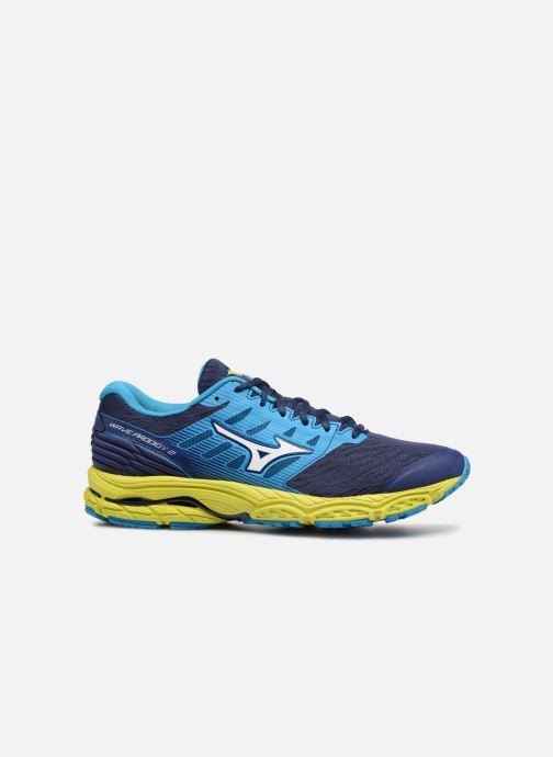 Chaussures de sport Mizuno Wave Prodigy 2 Bleu vue derrière