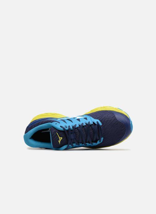 Chaussures de sport Mizuno Wave Prodigy 2 Bleu vue gauche