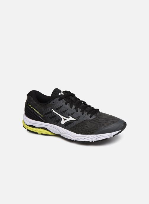 Chaussures de sport Mizuno Wave Prodigy 2 Noir vue détail/paire