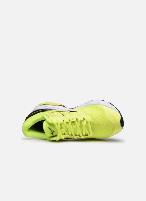 Zapatillas de deporte Mizuno Wave Prodigy 2 Amarillo vista lateral izquierda