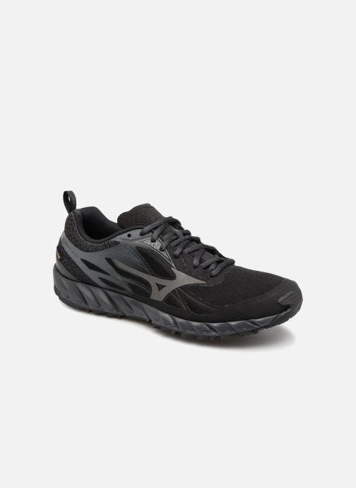 Chaussures de sport Mizuno WAVE IBUKI GTX Noir vue détail/paire