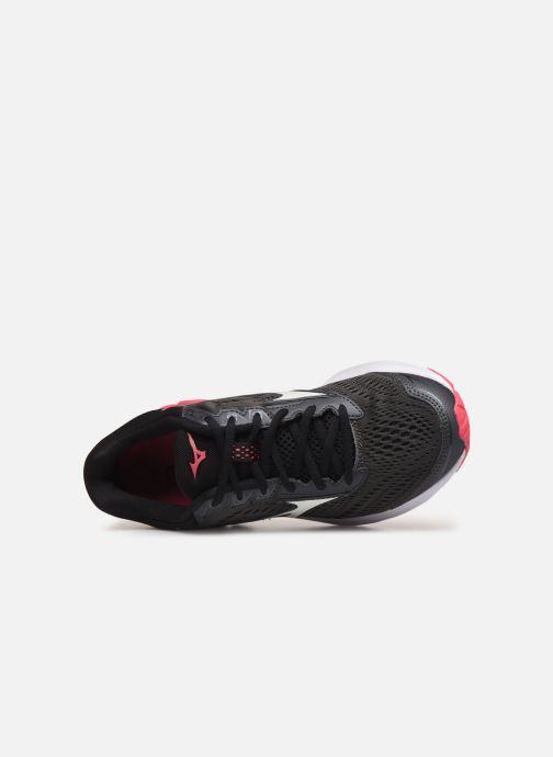 Zapatillas de deporte Mizuno Wave Rider 22 - W Gris vista lateral izquierda