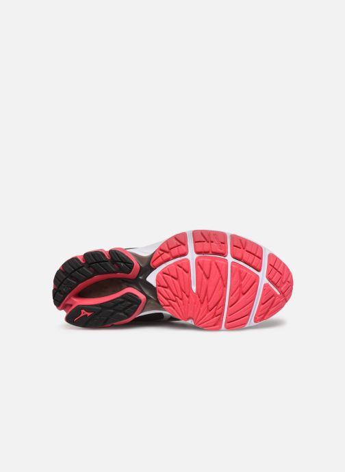 Zapatillas de deporte Mizuno Wave Rider 22 - W Gris vista de arriba