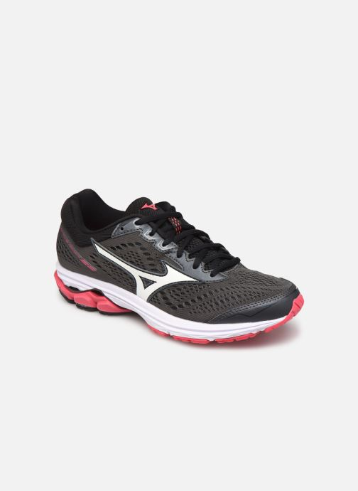 635783a3596d Mizuno Wave Rider 22 - W (Grey) - Sport shoes chez Sarenza (361146)