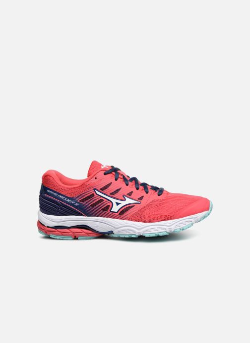 Sport shoes Mizuno Wave Prodigy 2 - W Pink back view