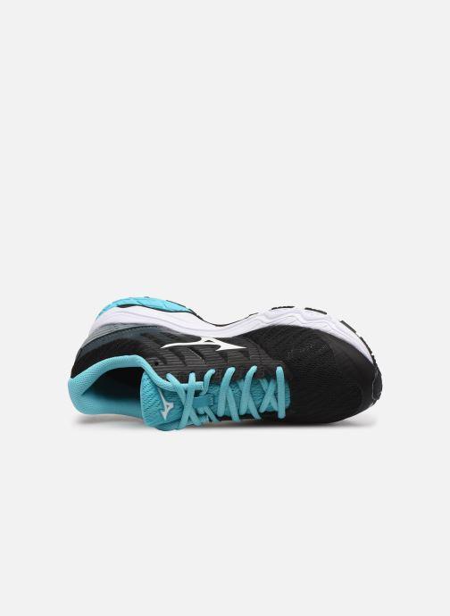 Zapatillas de deporte Mizuno Wave Prodigy 2 - W Negro vista lateral izquierda
