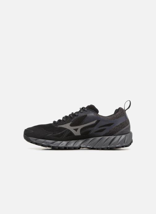 Zapatillas de deporte Mizuno WAVE IBUKI GTX (W) Negro vista de frente