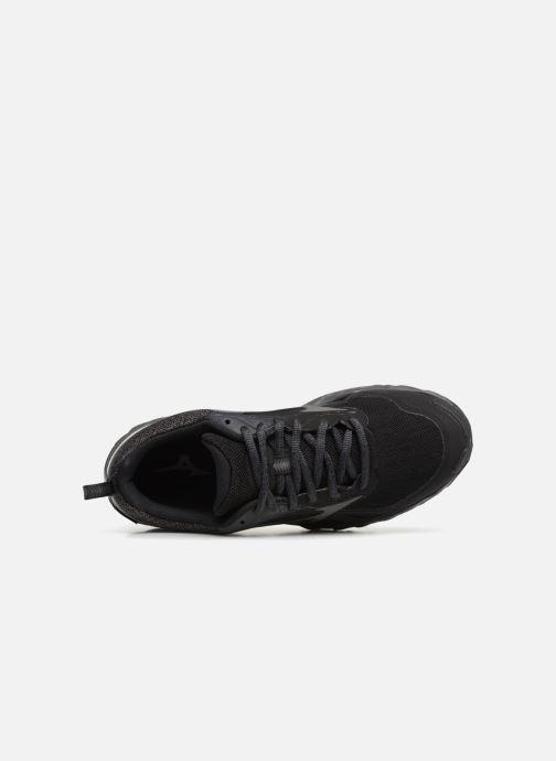 Zapatillas de deporte Mizuno WAVE IBUKI GTX (W) Negro vista lateral izquierda