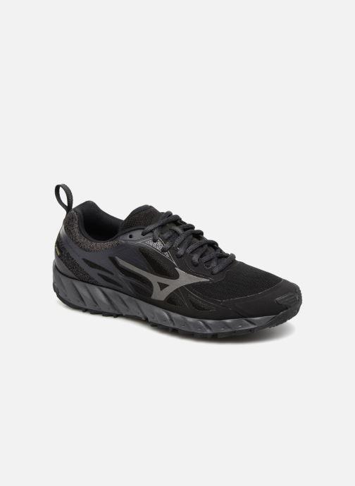 Zapatillas de deporte Mizuno WAVE IBUKI GTX (W) Negro vista de detalle / par