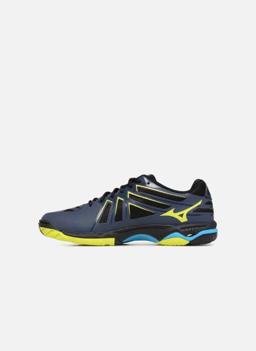Chaussures de sport Mizuno Wave Hurricane 3 Noir vue face
