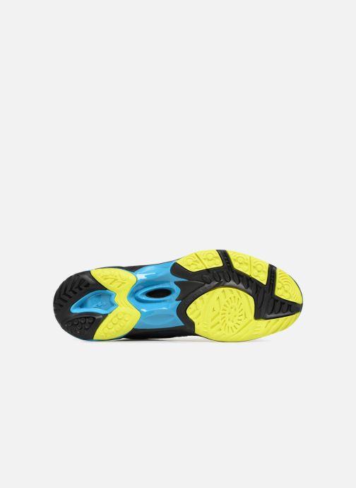 Chaussures de sport Mizuno Wave Hurricane 3 Noir vue haut