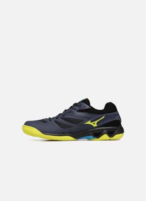 Chaussures de sport Mizuno H - THUNDER BLADE Noir vue face