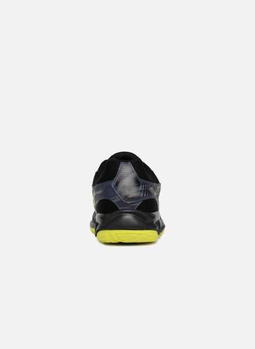 Chaussures de sport Mizuno H - THUNDER BLADE Noir vue droite