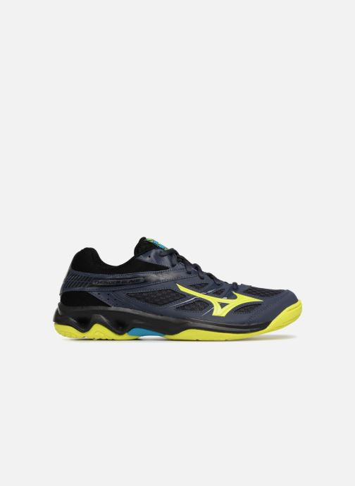 Chaussures de sport Mizuno H - THUNDER BLADE Noir vue derrière