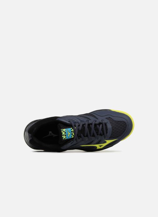 Chaussures de sport Mizuno H - THUNDER BLADE Noir vue gauche