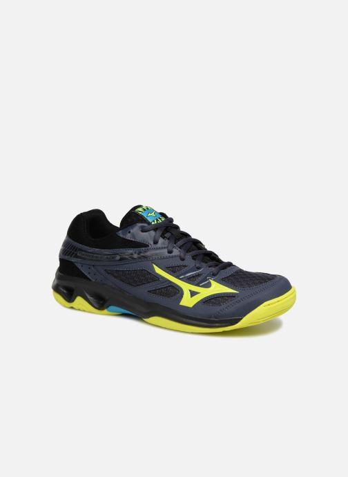 Chaussures de sport Mizuno H - THUNDER BLADE Noir vue détail/paire