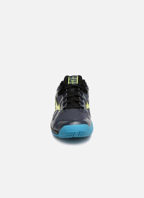 Chaussures de sport Mizuno Cyclone Speed - M Bleu vue portées chaussures
