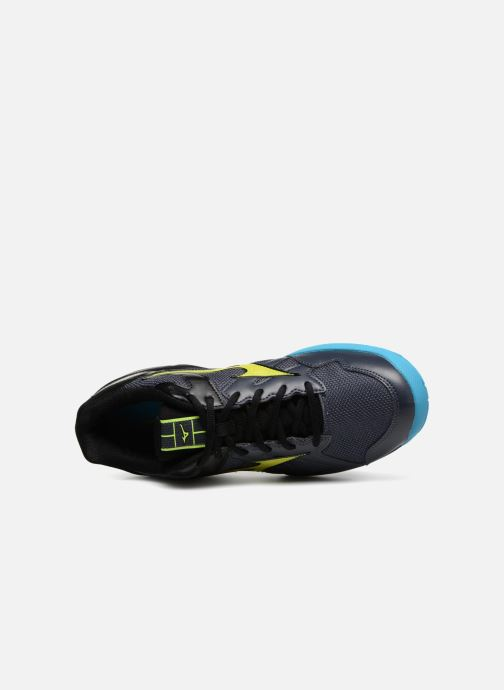 Chaussures de sport Mizuno Cyclone Speed - M Bleu vue gauche