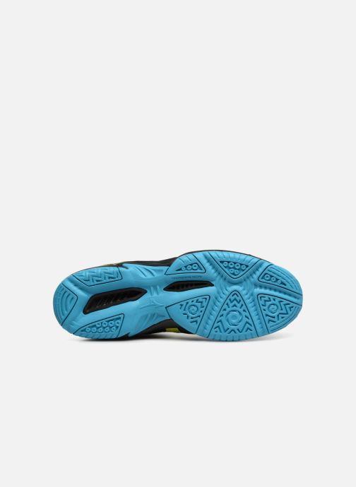 Chaussures de sport Mizuno Cyclone Speed - M Bleu vue haut