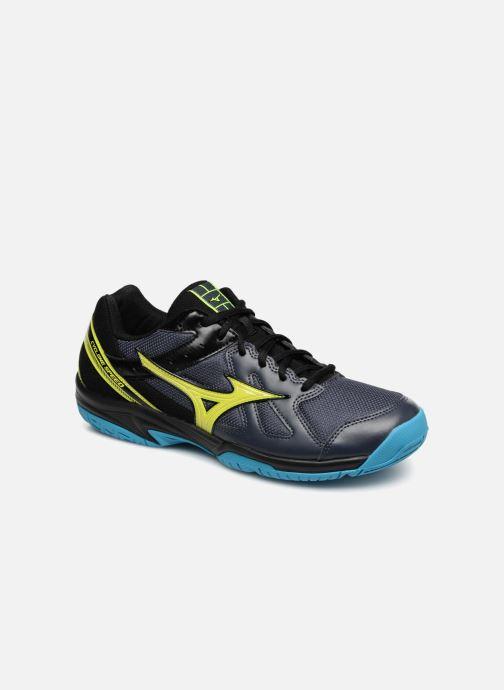 Chaussures de sport Mizuno Cyclone Speed - M Bleu vue détail/paire