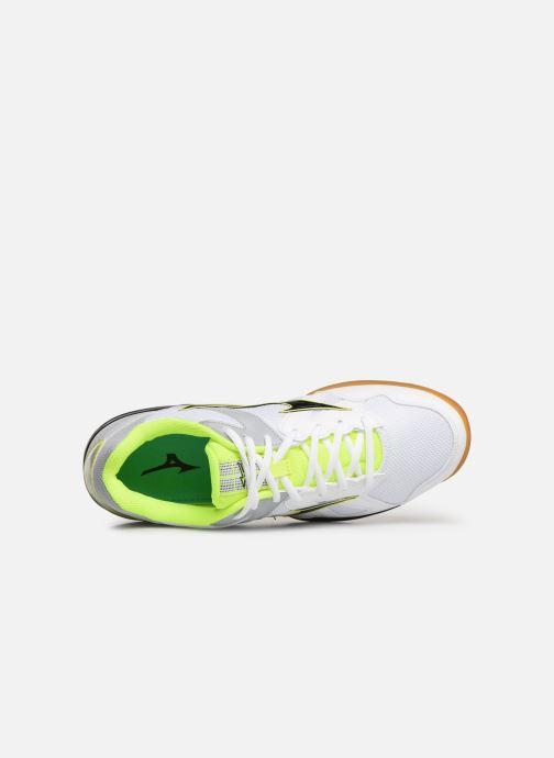 Chaussures de sport Mizuno Cyclone Speed - M Blanc vue gauche