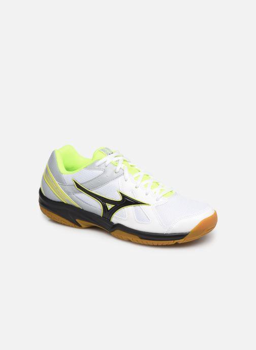 Chaussures de sport Mizuno Cyclone Speed - M Blanc vue détail/paire