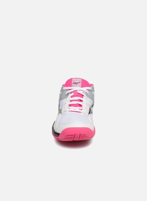 Zapatillas de deporte Mizuno Cyclone Speed - W Blanco vista del modelo