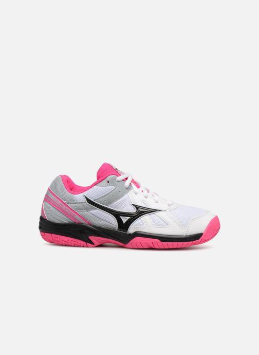 Sport shoes Mizuno Cyclone Speed - W White back view