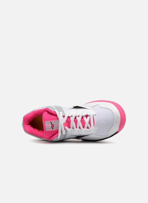 Zapatillas de deporte Mizuno Cyclone Speed - W Blanco vista lateral izquierda