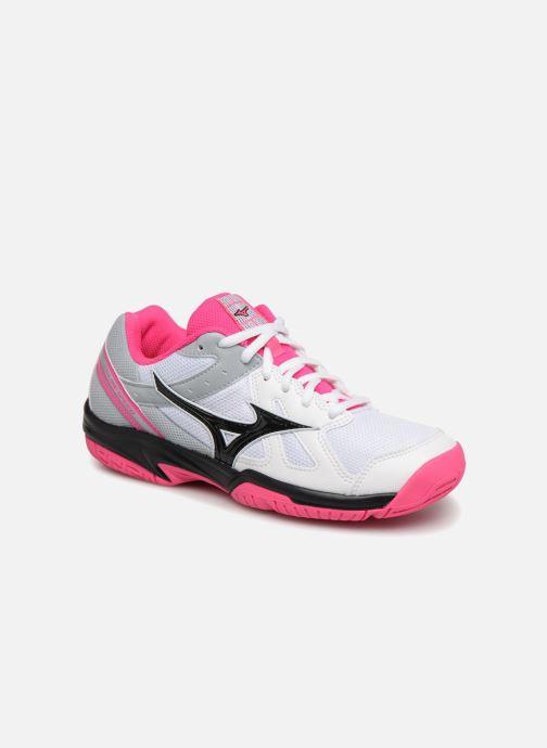 Sport shoes Mizuno Cyclone Speed - W White detailed view/ Pair view