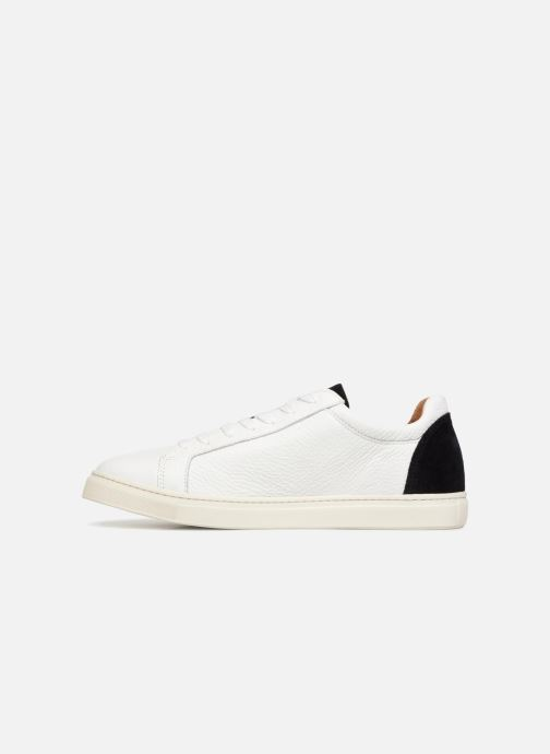 Sneakers Selected Homme SLHDAVID CONTRAST SNEAKER Bianco immagine frontale
