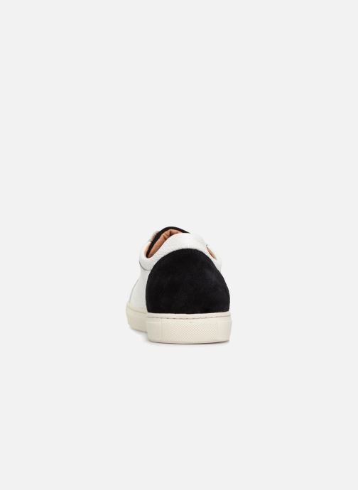 Sneakers Selected Homme SLHDAVID CONTRAST SNEAKER Bianco immagine destra