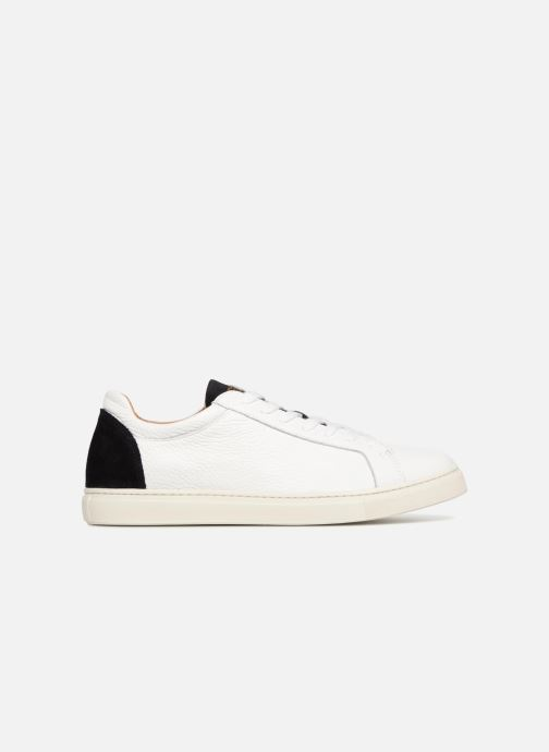 Sneakers Selected Homme SLHDAVID CONTRAST SNEAKER Bianco immagine posteriore