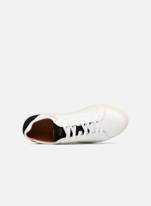Sneakers Selected Homme SLHDAVID CONTRAST SNEAKER Bianco immagine sinistra