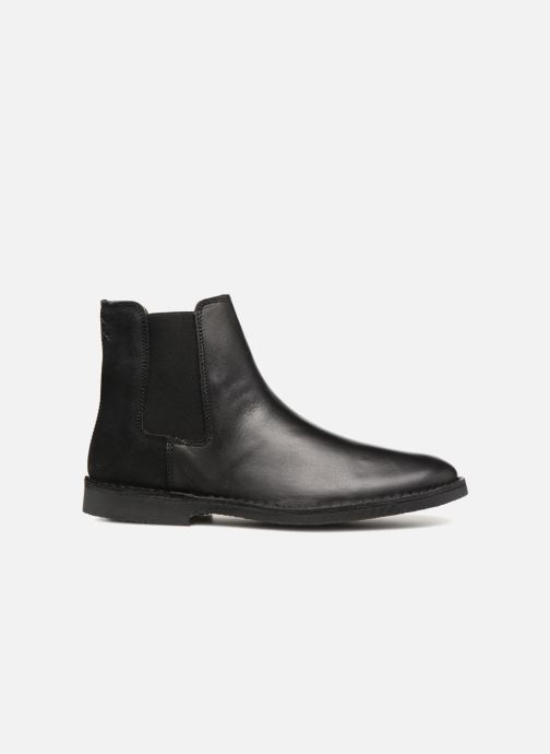 Botines  Selected Homme SLHROYCE CHELSEY MIX BOOT Negro vistra trasera