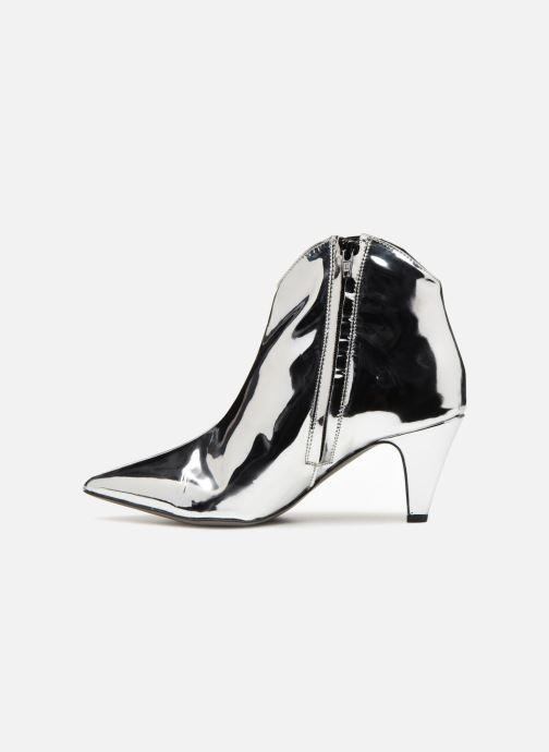 Stiefeletten & Boots Rebecca Minkoff Pamela silber ansicht von vorne