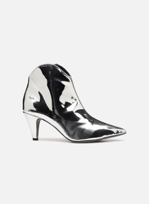 Stiefeletten & Boots Rebecca Minkoff Pamela silber ansicht von hinten