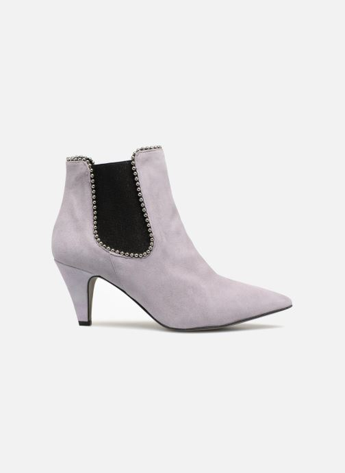 Bottines et boots Rebecca Minkoff Prue Violet vue derrière