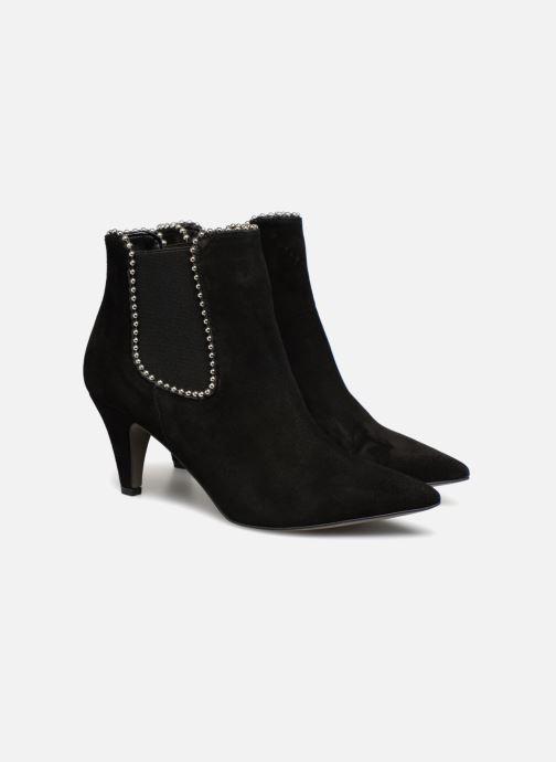 Bottines et boots Rebecca Minkoff Prue Noir vue 3/4