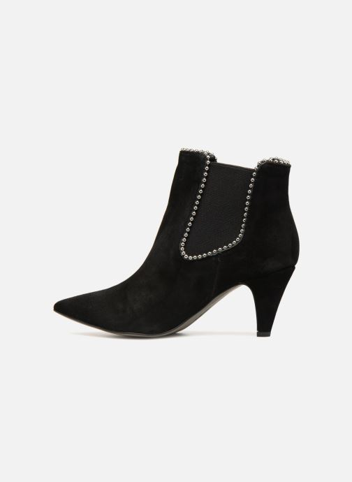 Bottines et boots Rebecca Minkoff Prue Noir vue face