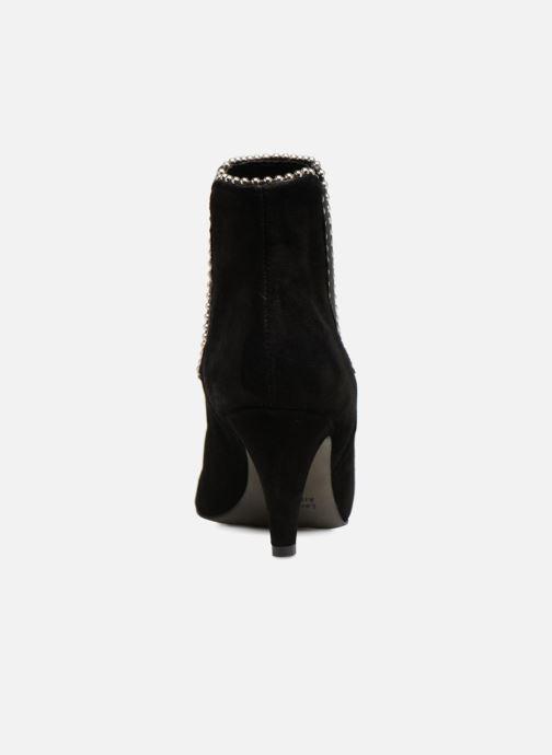 Bottines et boots Rebecca Minkoff Prue Noir vue droite