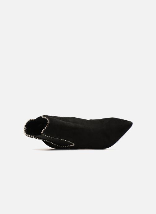 Bottines et boots Rebecca Minkoff Prue Noir vue gauche