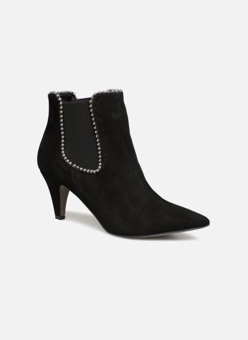 Bottines et boots Rebecca Minkoff Prue Noir vue détail/paire