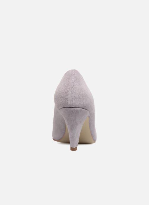 Zapatos de tacón Rebecca Minkoff Paola Violeta      vista lateral derecha
