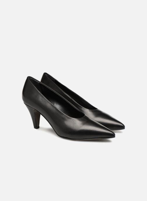 Zapatos de tacón Rebecca Minkoff Paola Negro vista 3/4