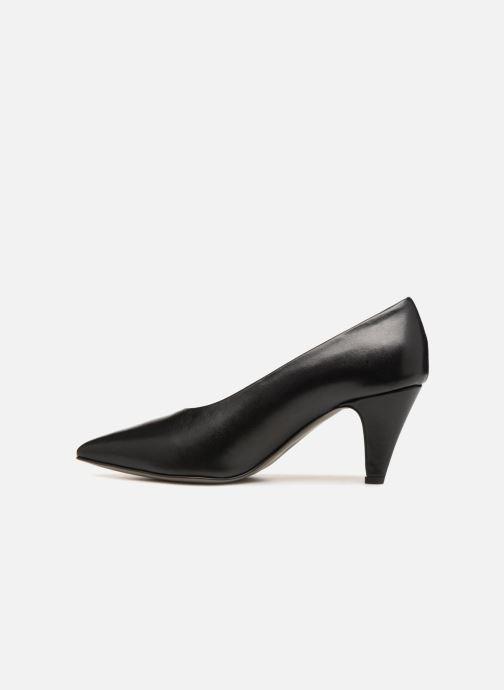 Zapatos de tacón Rebecca Minkoff Paola Negro vista de frente