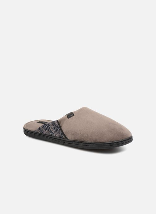 Slippers Dim D LENNON C Grey detailed view/ Pair view