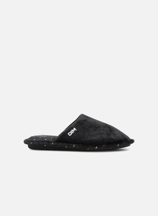 Pantoffels Dim D LIBAROS Zwart achterkant